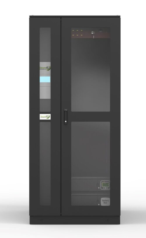 An image of a Micro Data Centre